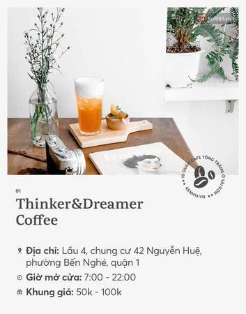 """10 quán cà phê tông trắng ở Sài Gòn, """"cứ đến là có ảnh đẹp""""!"""