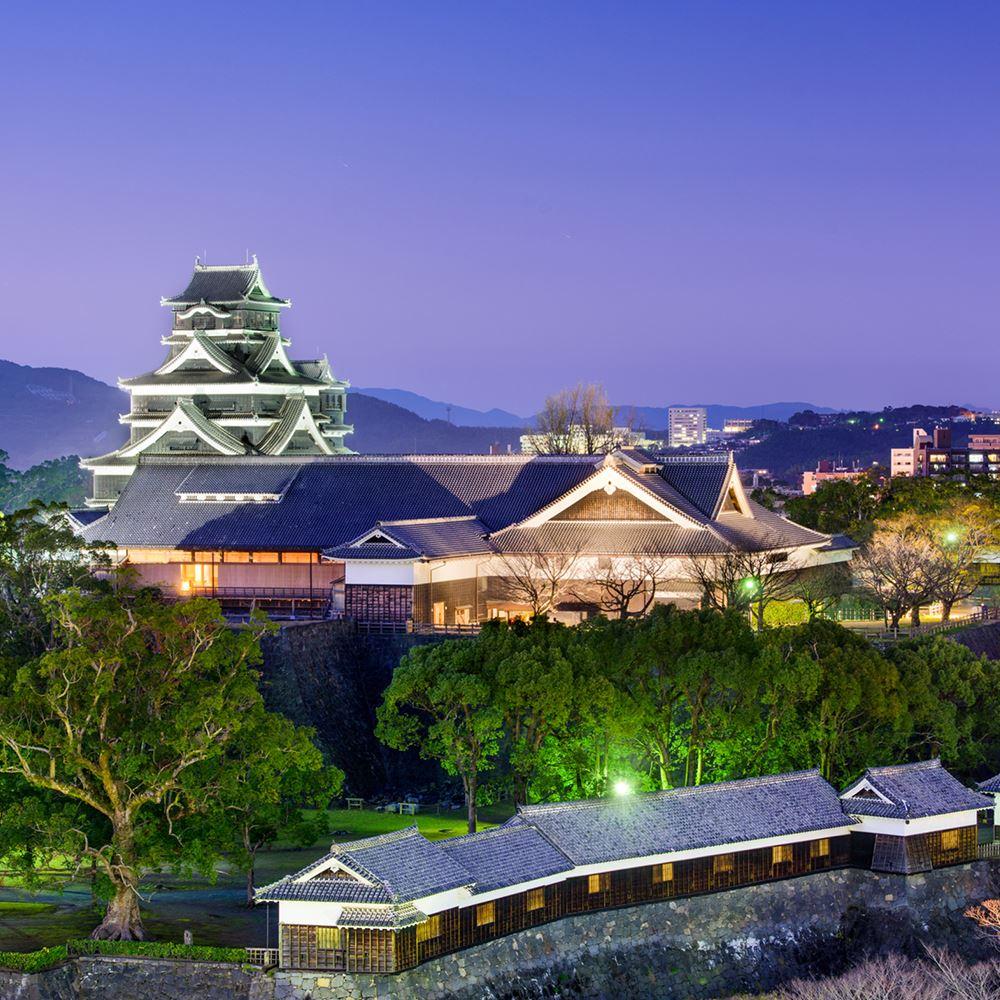 NB03 - Nhật Bản: Fukuoka - Bepbu - Oita - Kunamoto