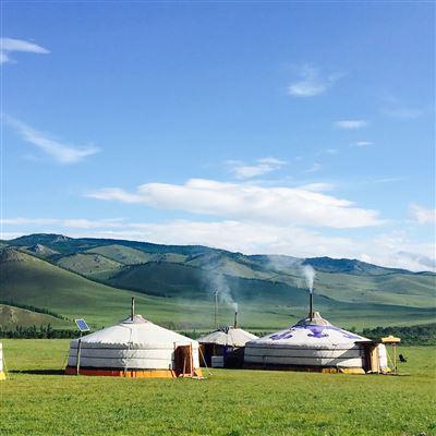 MC - Khúc ca du mục thảo nguyên Mông Cổ