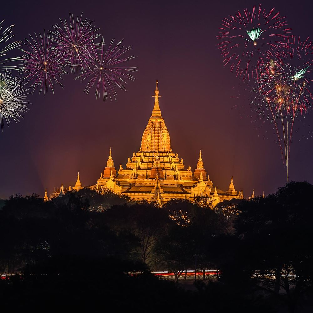 Hà Nội - Yangon - Bago - Kyaikhtiyo