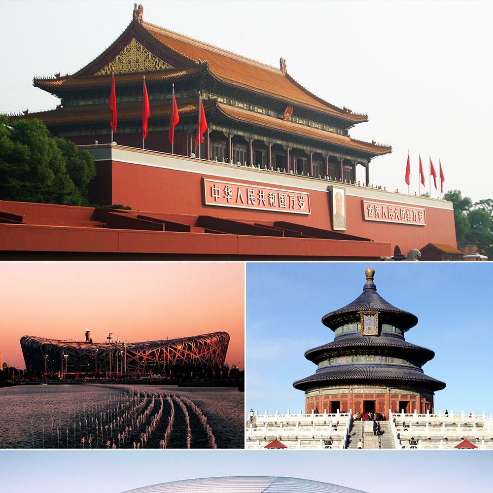BK01 - HN - Bắc Kinh - Vạn Lý Trường Thành