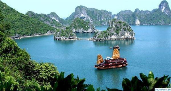 HLG - Khám Phá Vịnh Hạ Long Trong Ngày