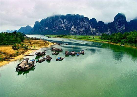 Hà Nội- Viếng Thăm Mộ Đại Tướng- Phong Nha Kẻ Bàng- Biển Nhật Lệ