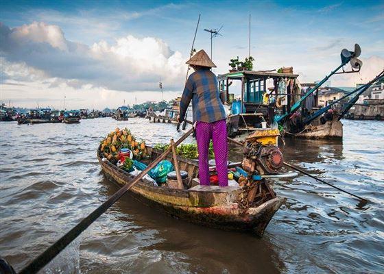 Sài Gòn - Côn Đảo- Cần Thơ