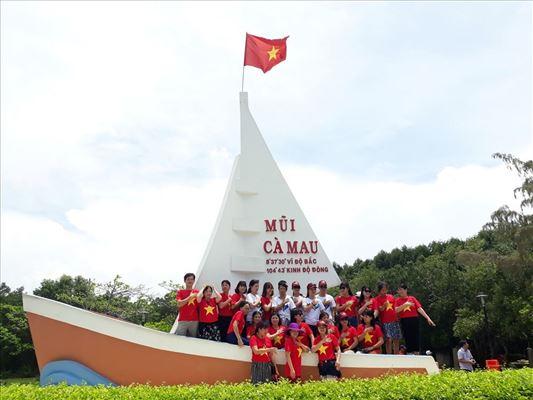 NB05 Sài Gòn- Tiền Giang- Sóc Trăng- Côn Đảo- Cà Mau- Đất Mũi- Cần Thơ