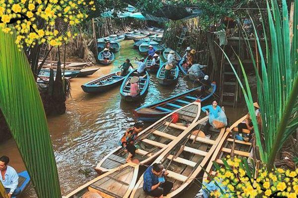 NB07 Sài Gòn- Mỹ Tho- Cần Thơ- Sóc Trăng- Bạc Liêu- Cà Mau