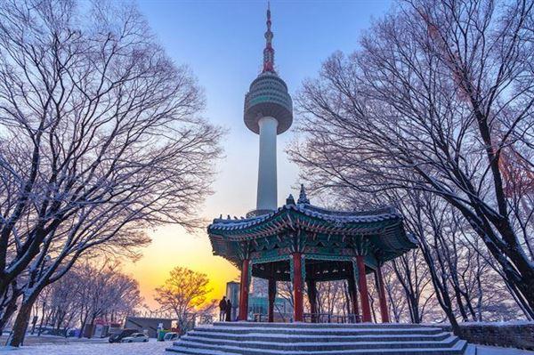 HQ01- Mùa Thu Xứ Hàn - Seoul - Nami - CV EVERLAND