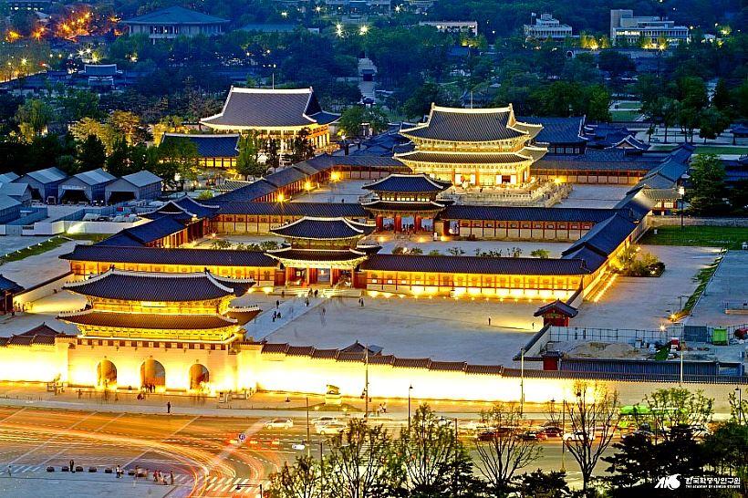 Hàn Quốc - Suwon - Everland - Nami