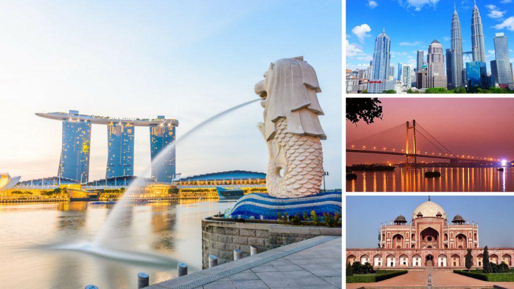 SM- SINGAPORE – MALAYSIA - Tour theo yêu cầu