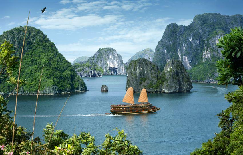 HV06 - Hà Nội - Sapa - Fansipan - Ninh Bình - Hạ Long