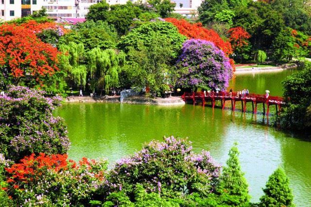 HV01 - Hà Nội City Tour