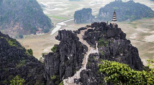 HV03 - Ninh Bình - Hoa Lư - Tam Cốc - Hang Múa