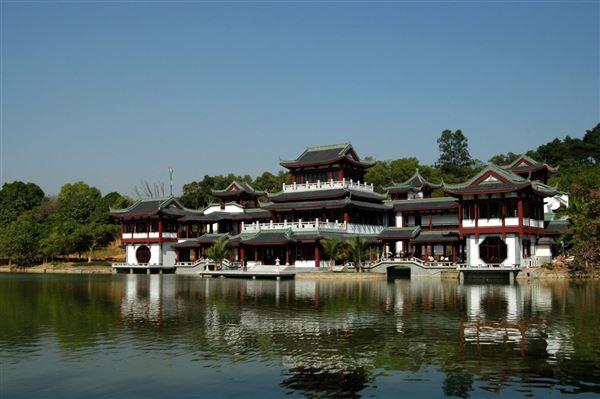 TQ03-Nam Ninh - Công Viên Khủng Long - Cầu Kính