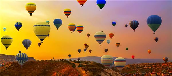 TNK - Thổ Nhĩ Kỳ: Istanbul - Canakkale - Kusadasi - Pamukkale - Konya - Cappadocia